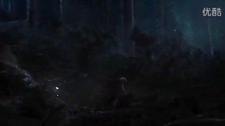 复仇者联盟_钢铁侠VS雷神