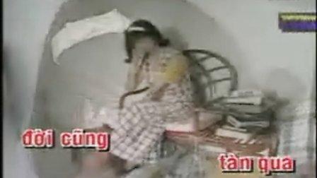 越南翻唱中文歌曲 爱情视一场梦 演唱 台庄