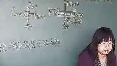 2-1牛顿第一定律惯性精华学校阮红初中物理