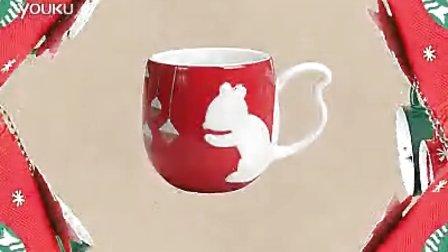 星巴克华东圣诞新品随行杯