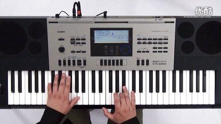 电子琴考级曲目示范斗牛士之歌第四套中国音协考级4级