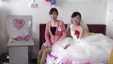 王志光和许金妮《婚礼视频三》:抢亲冲拦门、求婚、迎娶新娘片段