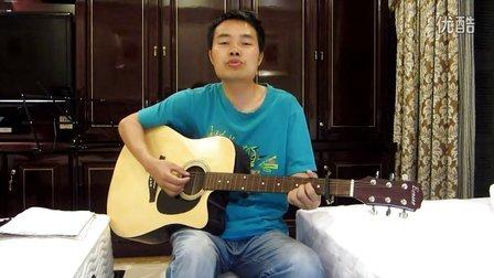文家勇 春天里—吉他弹唱(原唱:汪峰)
