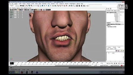 Facial Rigging Balancing Quality Part-3