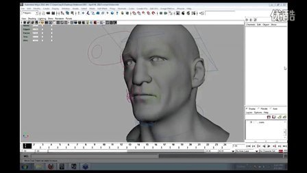 Facial Rigging Balancing Quality Part-5