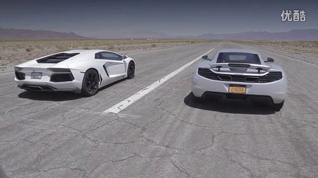 Veyron vs Aventador vs LFA vs MP4-12C Head 2 Head Episode 8