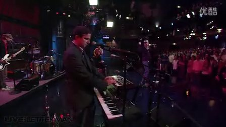 Cake - Long Time (Live on Letterman)