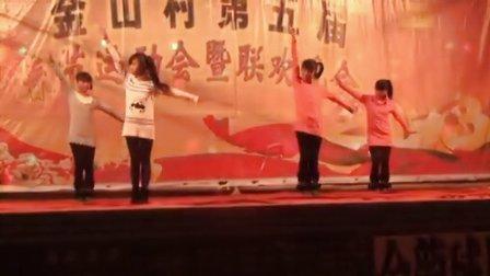 金山村第五届春节联欢晚会
