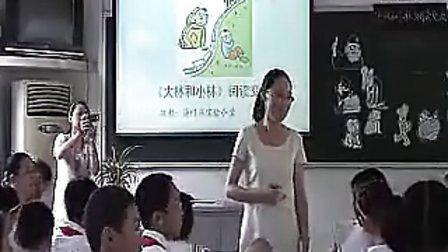 全国第九届新教育研讨会  实验小学二年级阅读课视频   小学语文