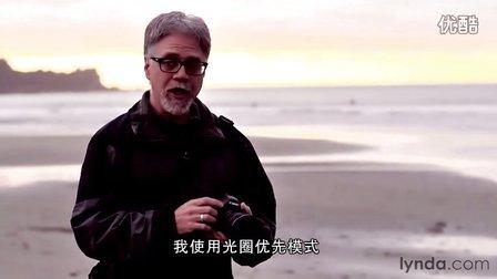 Lynda夜景与弱光摄影教程 第五章05 拍摄黄昏 青岛老城摄影培训