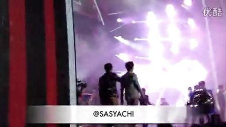 [饭拍]20130309 音乐银行 In 雅加达  Ending Show