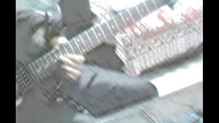 电吉他 翻弹 浪漫满屋主题曲 命运