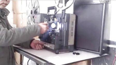 16毫米爱尔莫XP550氙灯电影放映机