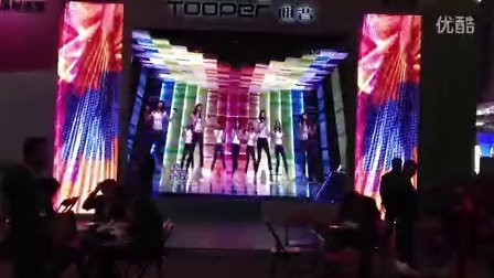 Shenzhen TOP Technology PH5.33 indoor LED display