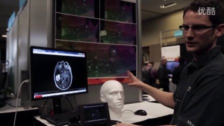Kinect + Brain Scans = Augmented Reality for Neurosurgeons