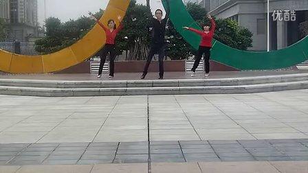 嫣红广场舞-春雷(原画)(清晰)