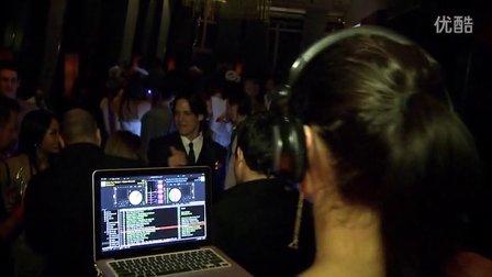 北京国贸大酒店 - 云酷酒吧 2012年信号灯派对