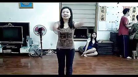 勇往直前 手语舞教学-海燕