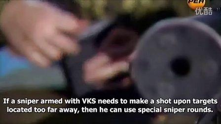 俄罗斯最大口径反器材狙击步枪介绍