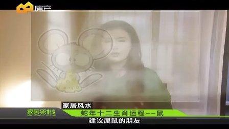 黄楚淇2013年生肖运-鼠 房产频道-《家居第一线》