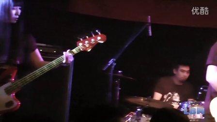 Buyi 布衣乐队 at Mao Livehouse 01.03.2013