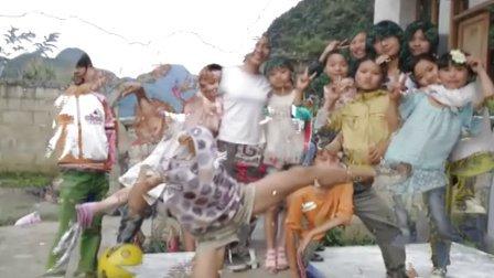 2012年暑期鸣放支教视频