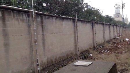杭州锐盾电子围栏周界安防安装示例
