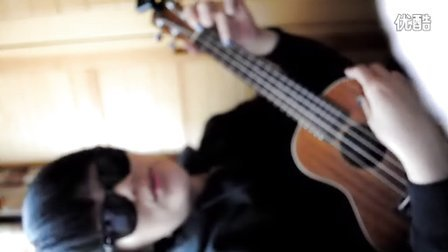 cover BY ukulele  MOON RIVER