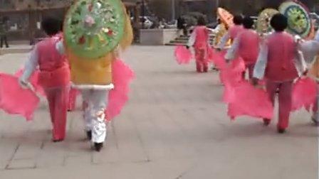 日月星城秧歌队