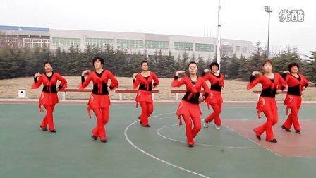 昌乐体育场玉玲广场舞--快乐的跳吧