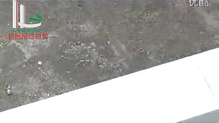 科巢集装箱式活动板房安装视频第5步安装窗户