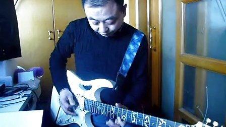吉他教学电吉他solo教学示范2