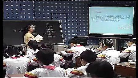《一夜的工作》卢艳奇--江西省2009年电教优质课评选(小学语文六年级)