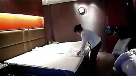 酒店客房清洁培训教程 会所清洁管理_标清