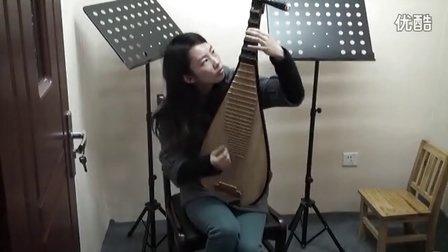 常州高雅音乐培训中心------琵琶