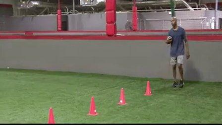 Football Training Tips - Running Back Drills