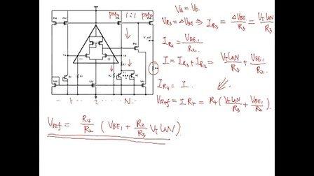 适用于低压结构的带隙基准源及电流发生器的设计(01)