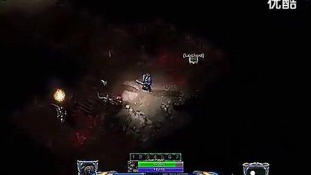 游迅网_《星际争霸2》MOD再现《暗黑2》经典游戏场景