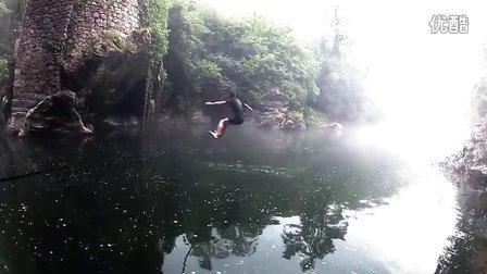 Waterline au pont du diable (09)走扁带之水扁带