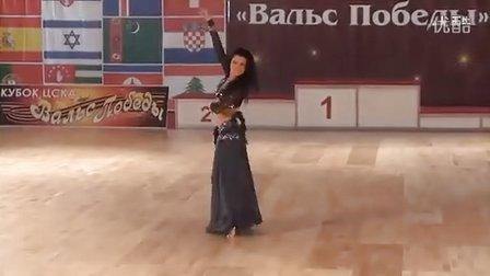 俄罗斯东方舞(肚皮舞)比赛冠军