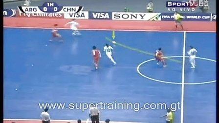 Lineas de Pase en Futsal