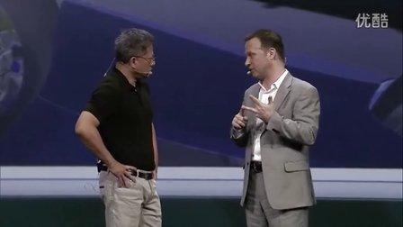 2013 GTC:SolidWorks以及Dawnrunner谈GRID VCA(第8集,共11集)