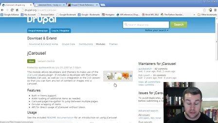 Drupal 7 Views Module Tutorial 10 of 10- Views Integrated Mo