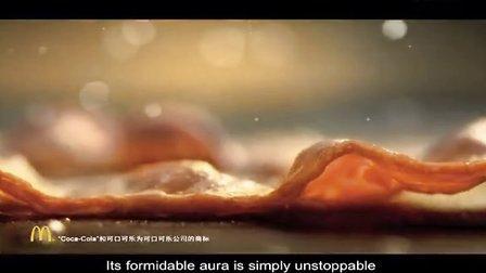 麦当劳 - 培根土豆泥双层牛堡15秒广告