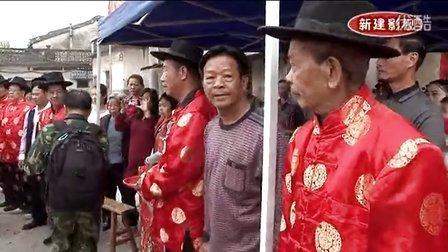 2013年元宵 广东揭阳新亨硕联中社摆猪羊5