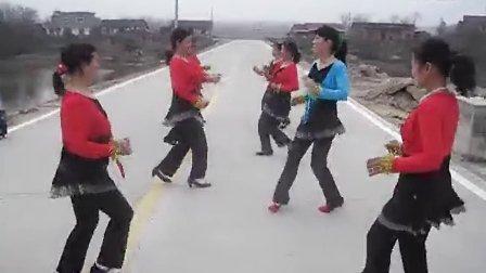 爱情恰恰广场舞 南昌县南新乡
