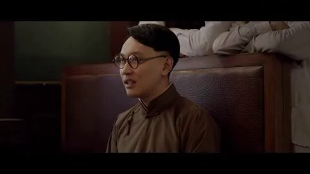 鞠泓宇 《电影伤心童话》饰演的徐志摩