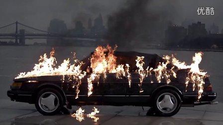 燃烧的萨博 900turbo 敞篷版 (Vampire Weekend乐队的新单曲MV)