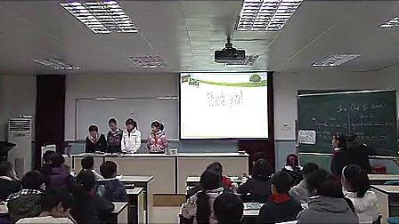 小学五年级英语Unit 4 Show Club for Revision教学视频刘杜娟