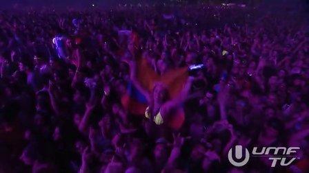 【大森】世界第一DJ Armin van Buuren2013迈阿密音乐节完整全场大首播!